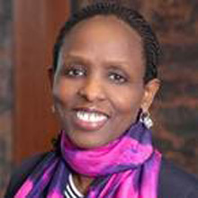 Dr Agnes M. Kalibata, President of the Alliance for a Green Revolution in Africa (AGRA)