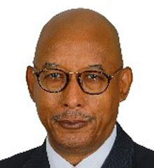 Dr Ibrahim Assane Mayaki, CEO of New Partnership for Africa's Development (NEPAD)