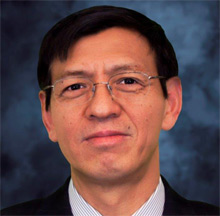 Dr Shenggen Fan, Director General of the International Food Policy Research Institute (IFPRI)