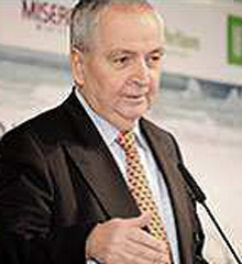 Prof Klaus Töpfer, Former Executive Director of the United Nations Environment Programme (UNEP)