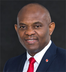 Tony O. Elumelu, Entrepreneur and Founder of the Tony Elumelu Foundation